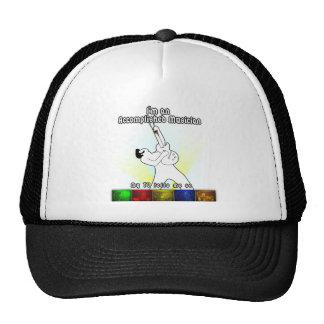 Soy músico realizado - luz gorras de camionero