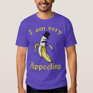 Soy muy atractivo - retruécano del plátano playeras