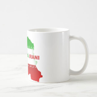 Soy NEDA iraní Taza De Café