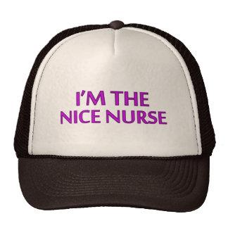 Soy Niza la enfermera Gorro