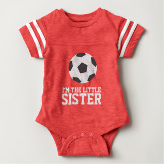"""""""Soy número del jersey de fútbol de la pequeña"""