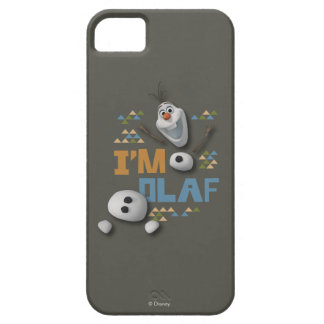 Soy Olaf iPhone 5 Protectores