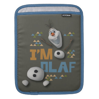 Soy Olaf Manga De iPad