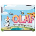 Soy Olaf, yo amo todas las cosas calientes