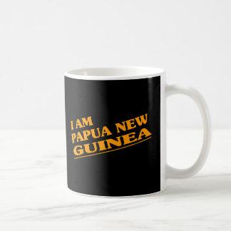 Soy Papúa Nueva Guinea Taza Clásica