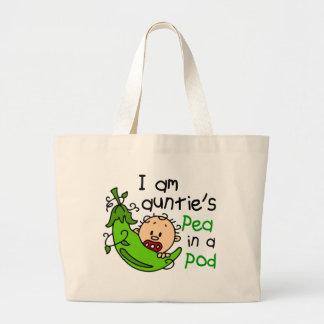 Soy Pea In A Pod de tía Bolsa De Mano
