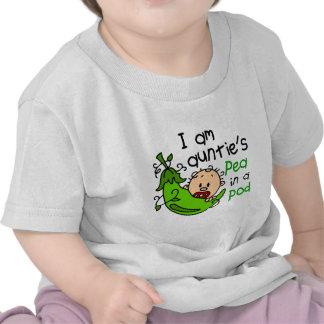 Soy Pea In A Pod de tía Camiseta