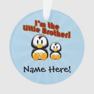 Soy pequeño Brother 2 pingüinos
