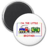 Soy pequeño Brother (el tren) Imán De Nevera