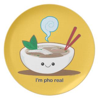 Soy Pho real Plato