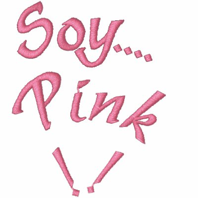 Soy....Pink !!