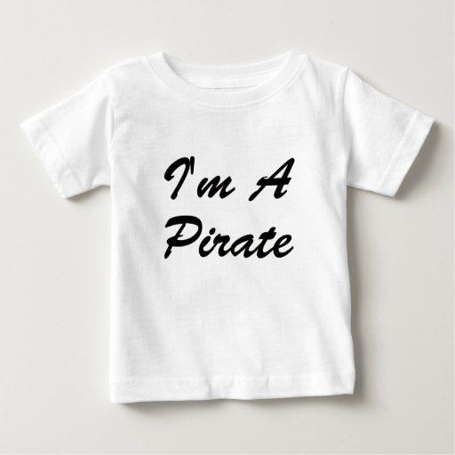Soy pirata t shirt