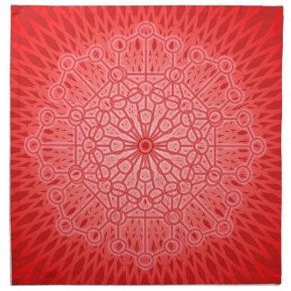 SOY PODER: Muladhara - la raíz Chakra Servilletas Imprimidas
