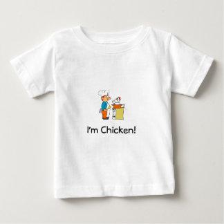Soy pollo tee shirts