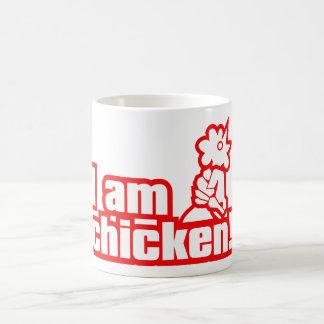 ¡Soy pollo! Taza Clásica