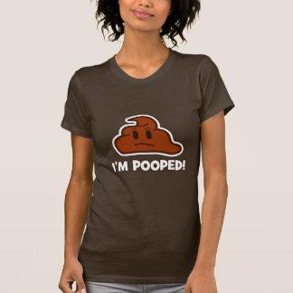 Soy Pooped Camiseta
