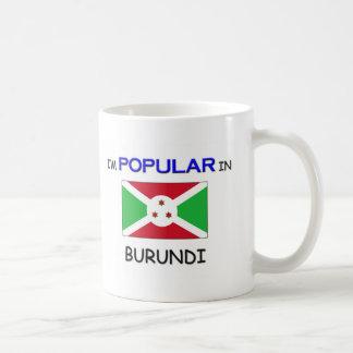 Soy popular en BURUNDI Taza