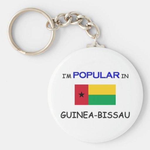 Soy popular en GUINEA-BISSAU Llaveros Personalizados