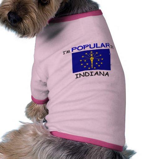 Soy popular en INDIANA Camisetas De Perrito