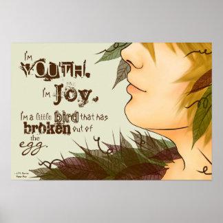 Soy poster de la alegría