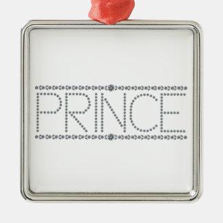Soy príncipe adorno para reyes