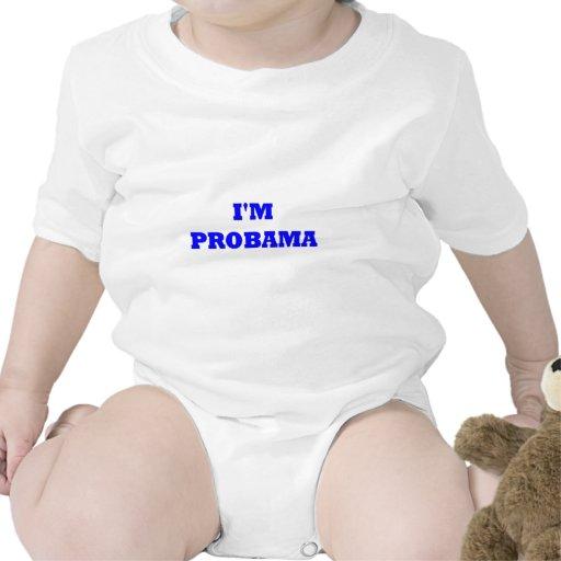 Soy Probama Camiseta