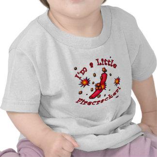 Soy productos pequeños de un petardo camiseta