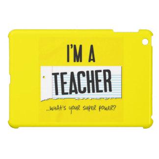 Soy profesor cuál es su superpoder