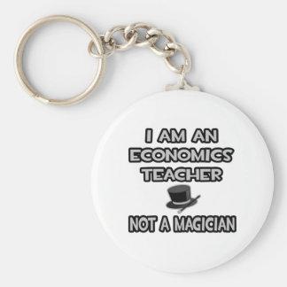 Soy profesor de la economía… no un mago llaveros personalizados