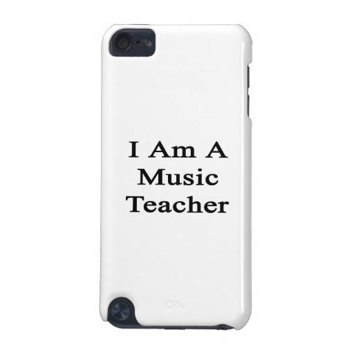 Soy profesor de música