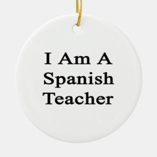 Soy profesor español ornatos