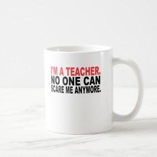 Soy profesor taza