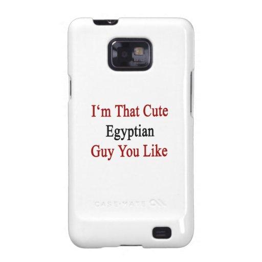 Soy que individuo egipcio lindo que usted tiene gu galaxy s2 funda