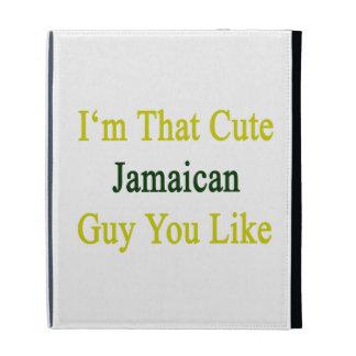 Soy que individuo jamaicano lindo que usted tiene