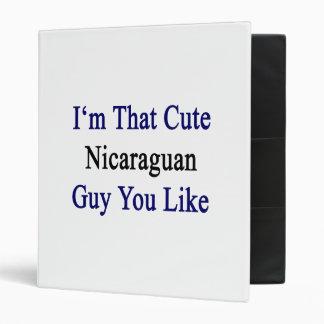 Soy que individuo nicaragüense lindo que usted tie