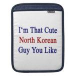 Soy que individuo norcoreano lindo que usted tiene funda para iPads