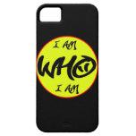 Soy quién soy iPhone 5 Case-Mate cárcasas