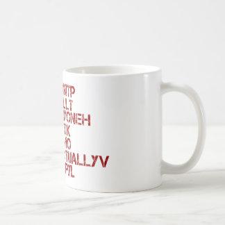 Soy realmente espía taza de café