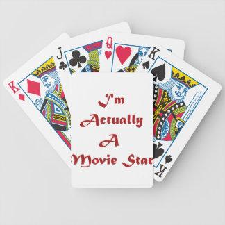 Soy realmente estrella de cine barajas