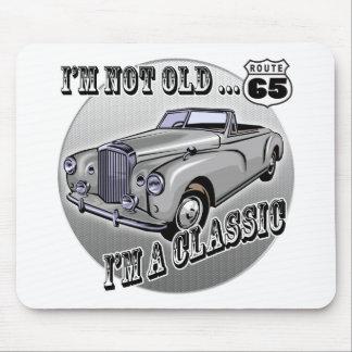 Soy regalos 65.os de un cumpleaños clásicos mouse pads
