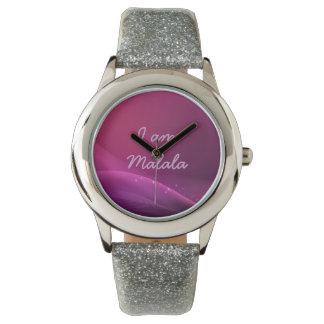 Soy reloj de Malala