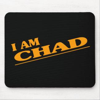 Soy República eo Tchad Tapetes De Ratón