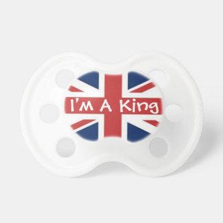Soy rey chupetes de bebe