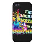 Soy Rockin al rompecabezas para mi Brother iPhone 5 Protector