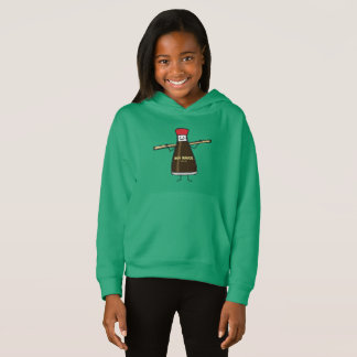 Soy Sauce Bottle Packet kid child condiment Asian Hoodie