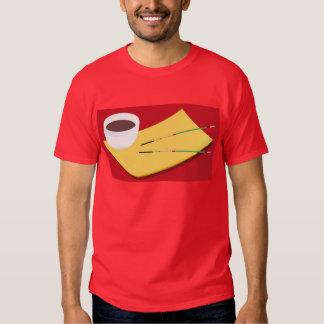 Soy Sauce Chopsticks T Shirt