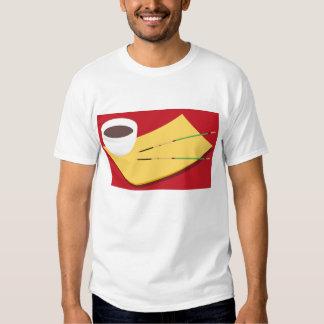 Soy Sauce Chopsticks Tee Shirt