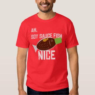 Soy Sauce Fish T-shirt