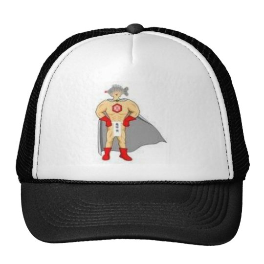 soy sauce pic trucker hat