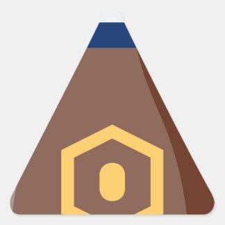 Soy Sauce Triangle Sticker